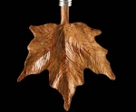 Maple Leaf in Cherry
