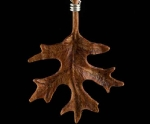 Oak Leaf in Cherry